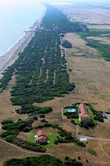 Orbetello villa photo - Villa Duna Grande and Beach