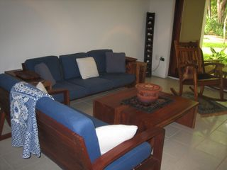 San Juan del Sur townhome photo - Living Room