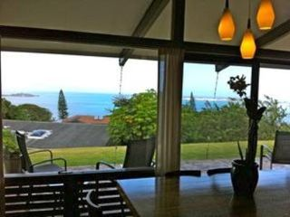 Kaneohe house photo - View from Dining Area