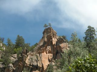 Durango farmhouse photo - Climbing area 10 minutes from the home