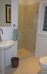 Providenciales - Provo condo photo - Bathroom 3 Bath/shower