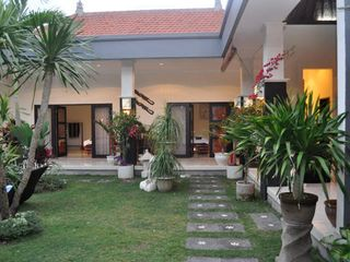 Seminyak villa photo - Welcome to BambooVilla garden
