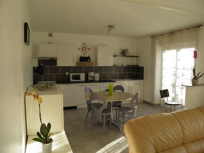 Accommodation near the beach, 52 square meters,