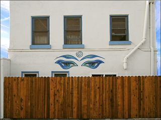 Venice Beach apartment photo - Eyes in the Back of The Building