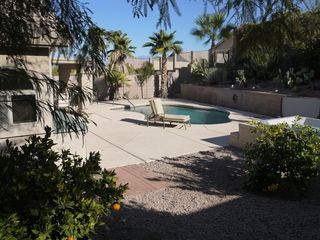 Fountain Hills house photo - Our citrus garden of oranges, lemon, grapefruit and lime trees