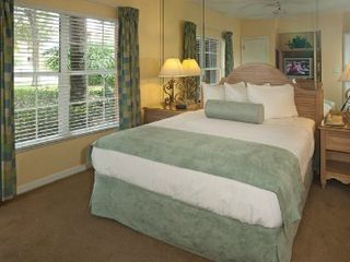 Kissimmee property rental photo - Master Bedroom at Liki Tiki Resort