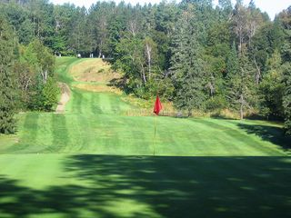Mont Tremblant townhome photo - Golf Course