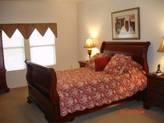 Master bedroom - Scottsdale Grayhawk condo vacation rental photo