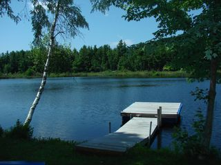 Norway cabin photo - waterfront with dock