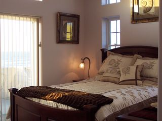 North Wildwood condo photo - Ocean/waterfront Master Bedroom On 2nd Floor W Full Bath, Deck