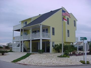 Holden Beach house rental