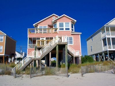 Garden City Beach House Rental Not A Beachouse But A