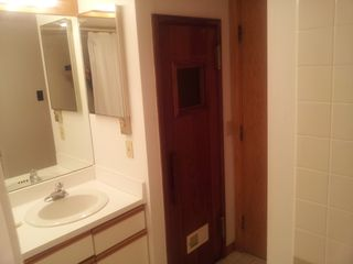 Killington condo photo - bath with sauna