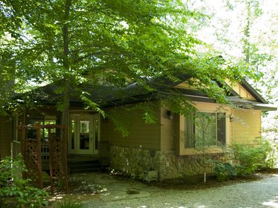 Hagar Wooded Retreat in Summer