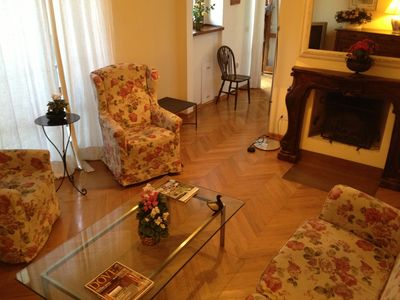 Alto Mugello apartment rental - Living Room