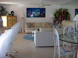 Bonita Springs condo photo - Living Room
