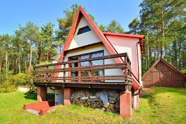 holiday home , Stare Wierzchowo  in Pommersche Seenplatte - 6 persons, 3 bedrooms