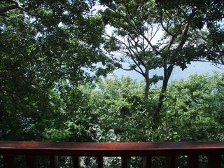 Playa Ocotal condo photo - Ocean View from our Deck During Green Season