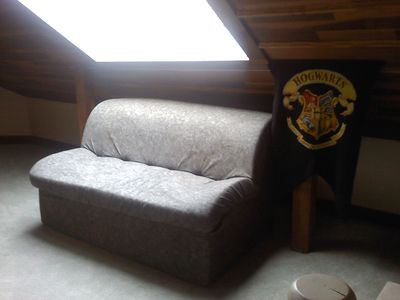 sky lite Harry potter room