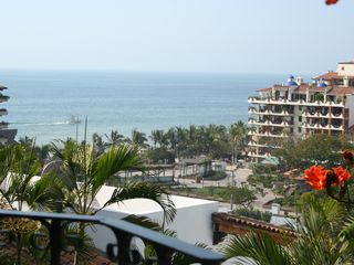 Puerto Vallarta condo photo - Ocean View from Pool Deck