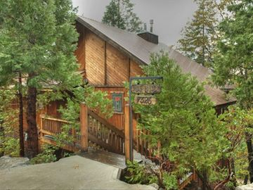 Yosemite National Park house rental - Welcome to the Muir House