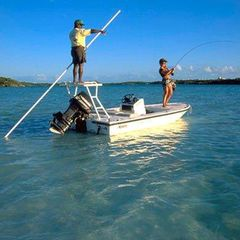Providenciales - Provo condo photo - Fishing on Provo