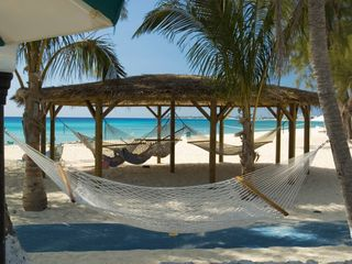 Grand Cayman condo photo - Our signature Hammock House for relaxing in style