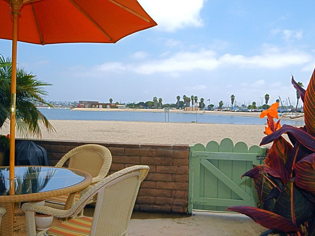 Mission beach vacation rental vrbo 306762ha 1 br san for San diego county cabin rentals