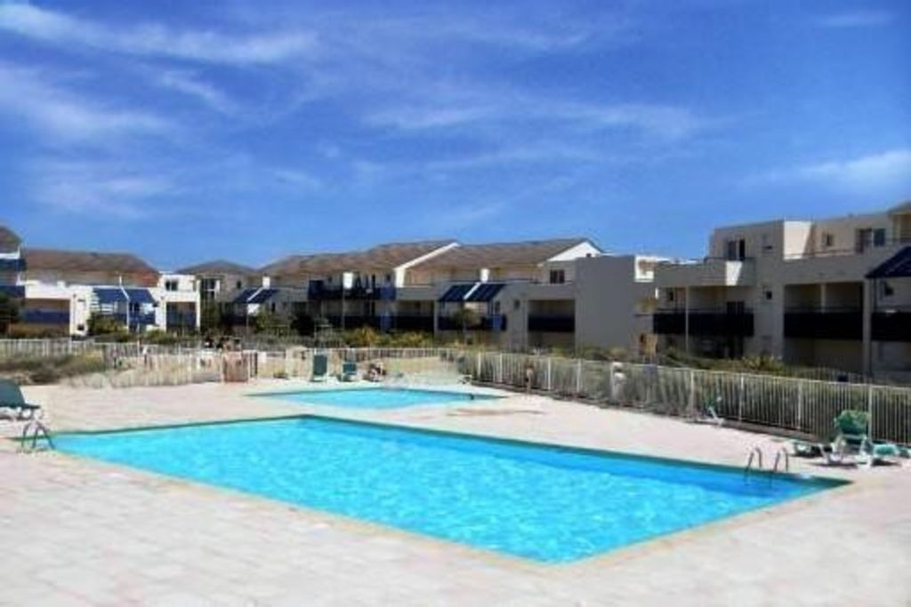 Very nice apartment 2 rooms 4 Pers Lacanau Ocean, with Pools Ocean Front