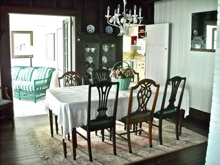 Oak Bluffs house photo - Dining Room - seats 8