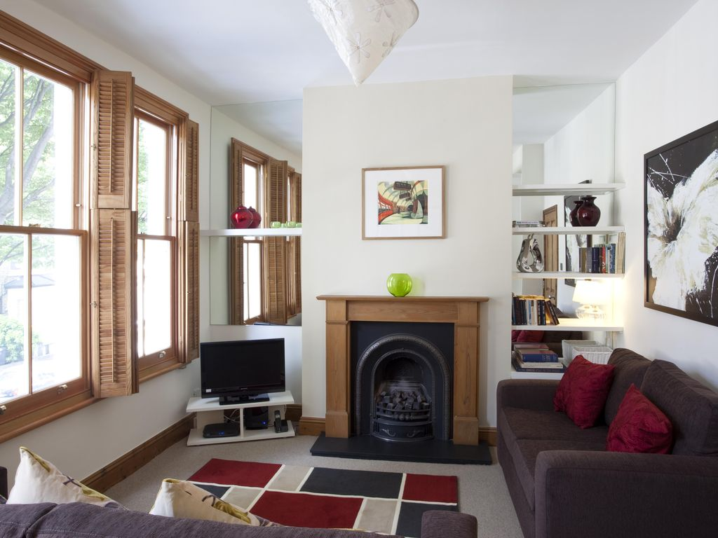 Comfy 1 Bedroom Apartment In Central London Homeaway