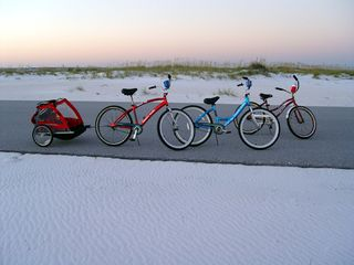 Pensacola Beach condo photo - Ride a bike to Fort Pickens National Park