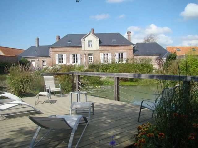 Location de gites maisons appartements en baie de somme for Baie de somme location maison