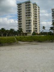 Fort Myers Beach condo photo - So close to the Beach!