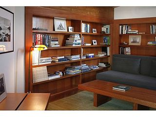 Sea Ranch house photo - The Library.