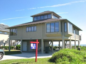 Fernandina Beach house rental - Oceanfront Home Sleeps 8 - Managed by ERA Fernandina Beach Realty