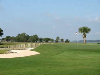 Sea Pines townhome photo - World Class Golfing experience nearby in Sea Pines Plantation