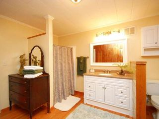 Asheville cottage photo - Master Bath