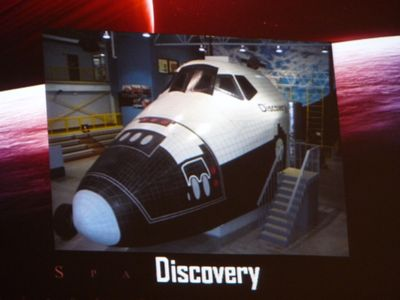 Learn and Explore at Kennedy Space Center