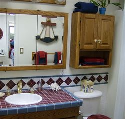 Santa Cruz house photo - Master Bathroom