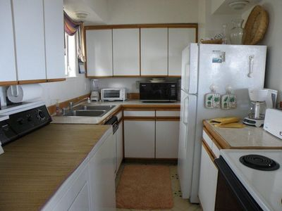 Princeville condo rental - Full Kitchen and Laundry