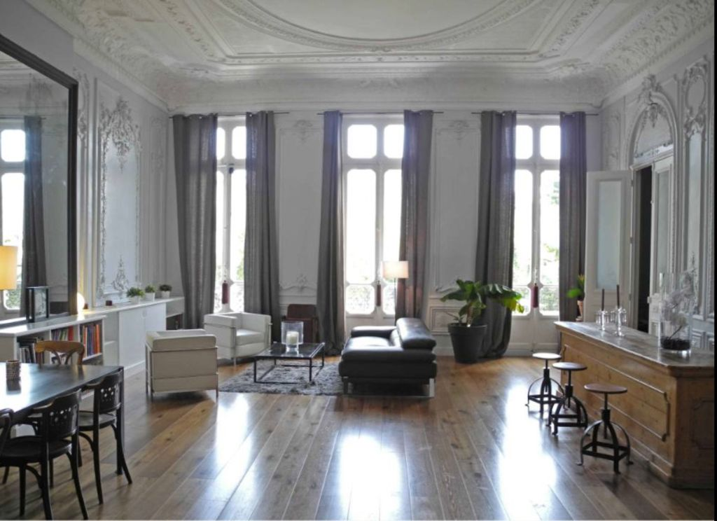 appartement haussmanien 180m2 plein centre marseille. Black Bedroom Furniture Sets. Home Design Ideas