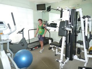 Glenbrook Resort villa photo - Glenbrook fitness room
