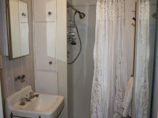 Downstairs Bathroom. - Oak Bluffs house vacation rental photo