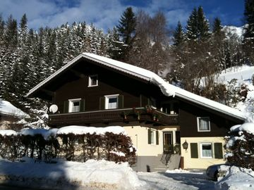 Leogang apartment rental - Chalet in Winter