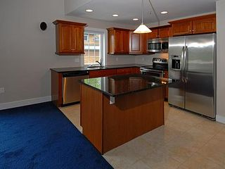 Modern kitchen - Alton Bay condo vacation rental photo