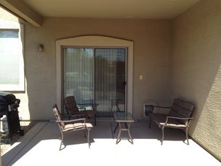 Goodyear house photo - Covered patio w/ brand new BBQ