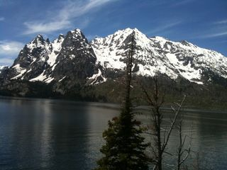 Wilson condo photo - Tetons