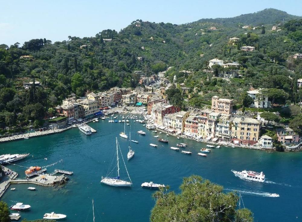 Holiday Apartment 36 Square Meters Portofino Italy