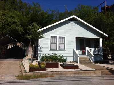 2BR/1BA 1930s bungalow in the vibrant heart of Austin's South Congress District